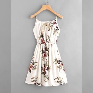 Dresses & Skirts - Floral Print Fit and Flare Dress